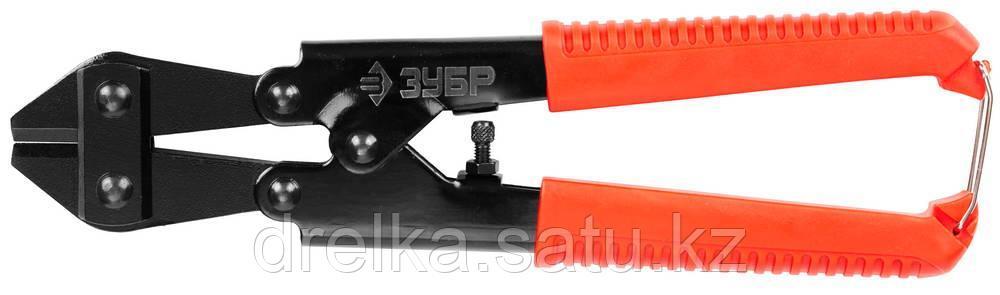 Болторез компактный 60 HRC 200 мм max d=5 мм / HRC 35 до d=2 мм, ЗУБР