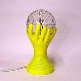 LED светильник цветомузыка, фото 2