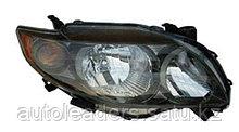Фара правая FR Corolla 2008-2010 USA SE черная