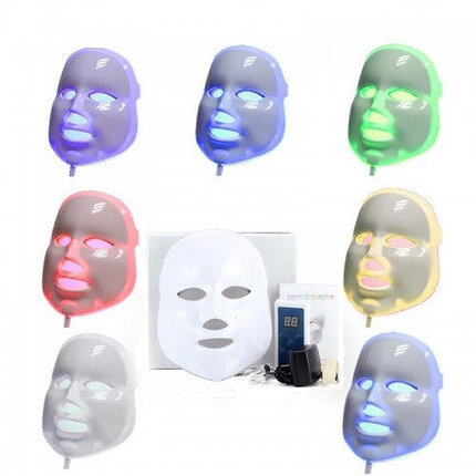 Led маска 7 цветов, фото 2