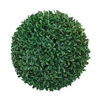 Декор Шар самшитовый зеленый d35см KA683402