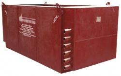 Экономайзеры водяные блочные теплофикационные ЭБТ-500
