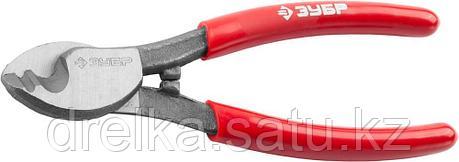 """Кабелерез ЗУБР""""МАСТЕР""""для резки неброн кабеля из цв металлов, цельнокованые из Ст 55,кабель сечением до 22 мм2, фото 2"""