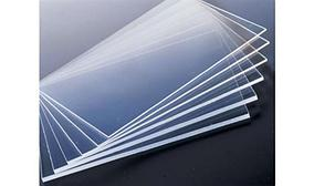 Орг стекло прозрачное 3мм (1,2*2,4)