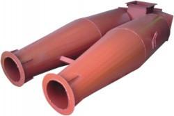 Газоочистительный циклон ЦН-15-700х2 УП