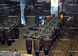 Батарейный циклон (пылеулавливатель) БЦ-259-(6х4), фото 4