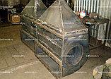 Золоуловитель (горизонтальный циклон) ЗУ-1, фото 3