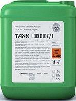 Tank LBD 0107/1 Низкопенное щелочное моющее средство с активным хлором