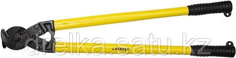 """Кабелерез STAYER """"PROFI"""" для цветных металлов (Cu + Al ), кабель до d 14мм, 600мм , фото 2"""