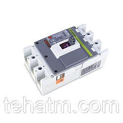 Автоматический выключатель, HYUNDAI, UCB100S 3PT4S0000C 00016F, 3Р 16А стационарный
