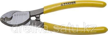 """Кабелерез STAYER """"PROFI"""" для цветных металлов (Cu + Al), кабель до d 6мм, 160мм , фото 2"""