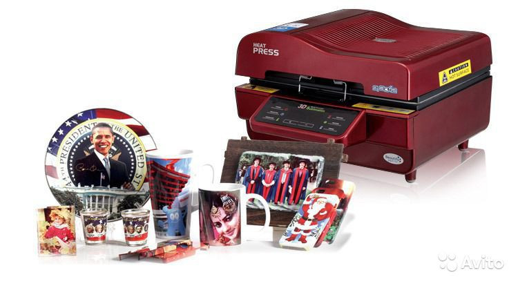 Настольный вакуумный 3D пресс VP3030 Classic (ВНИМАНИЕ! цена действительна при покупке доп. оборудования)
