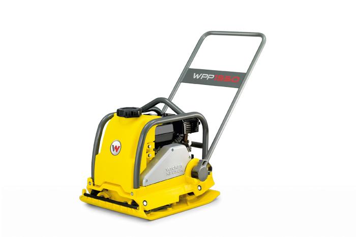Виброплита бензиновая Wacker WPP 1550 Aw / Ww (86 kg)