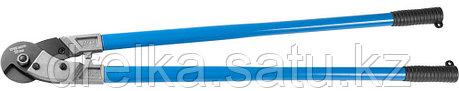 """Тросорез ЗУБР """"ЭКСПЕРТ"""" для перекус-я тросов,закал проволоки и кабелей,кованая раб часть из СТ У8А, фото 2"""