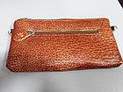 Женский кошелек-клатч с ремешком, фото 4