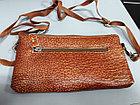 Женский кошелек-клатч с ремешком, фото 5