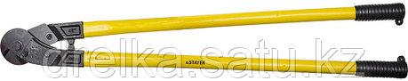"""Тросорез STAYER """"PROFI"""" для перекусывания тросов, закаленной проволоки и кабелей, трос до d 18мм, 1050мм, фото 2"""