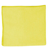 Салфетка микрофибра желтая TTS
