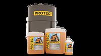 Жидкость охлаждающая PROTEC HD CONCENRATE (желтый)