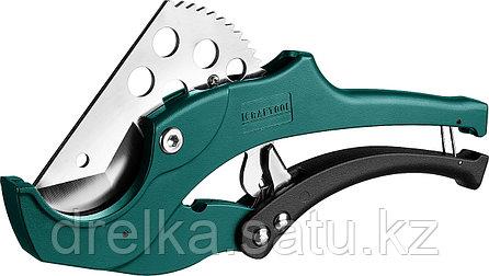 """Ножницы GX-700 автоматические для всех видов пластиковых труб, d=63 мм (2 1/2""""), KRAFTOOL, фото 2"""