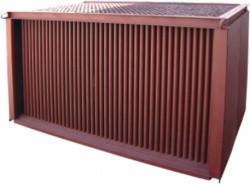 Одноходовые воздухоподогреватели по газу и воздуху ВП-498