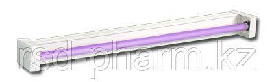 Облучатель бактерицидный настенно-потолочный ОБНП 1х30 с лампами, фото 2