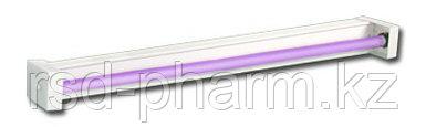 Облучатель бактерицидный настенно-потолочный ОБНП 1х30 с лампами