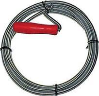 Трос сантехнический для чистки труб 5м*9,0 мм FIT