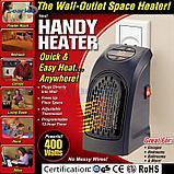 Handy Heater портативный обогреватель, фото 5