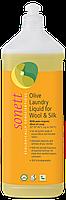 Жидкое средство для стирки изделий из шерсти и шелка на основе оливкового масла 1л