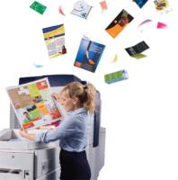 Оперативная полиграфия, цветная распечатка А4 от 17 тг