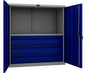 Шкафы инструментальные ТС-1095 (высота 1000 мм)