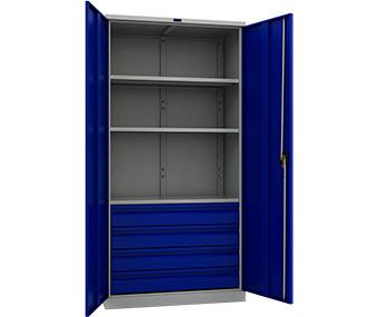 Шкафы инструментальные ТС-1995 (высота 1900 мм)