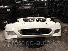 Передний бампер М на BMW M5 (e60)