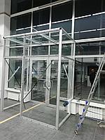 Входная группа магазина, фото 1
