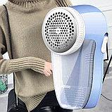 Печать Машинка для удаления катышков с одежды  на аккумуляторе, фото 3
