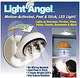 Led светильник с датчиком движения Light Ange, фото 4
