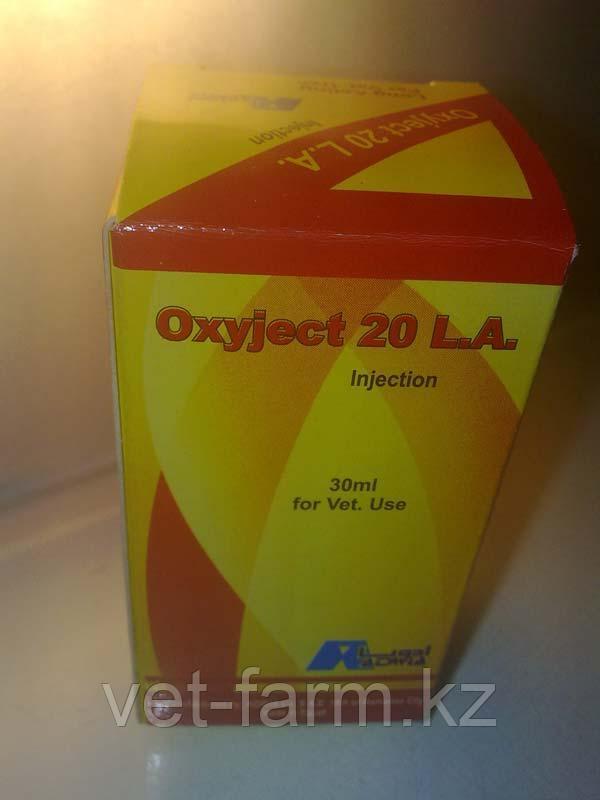 Оксиджект OXYJECT 20 L.A. (инъекция)