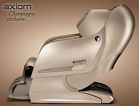 Массажное кресло  YAMAGUCHI Axiom Champagne, фото 3