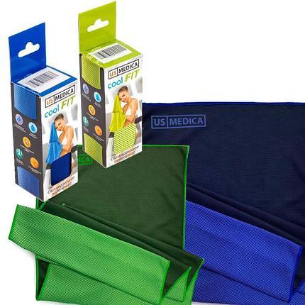 Охлаждающее полотенце US Medica Cool Fit, фото 2