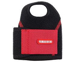 Бандаж на лучезапястный сустав с отверстием для большого пальца Yamaguchi Neoprene Wrist Support, фото 3