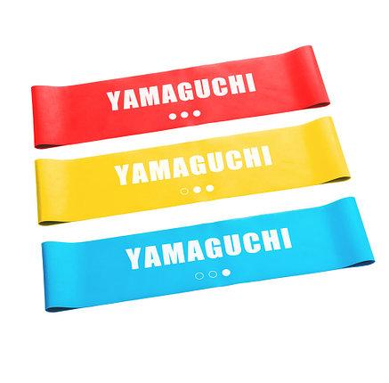 Набор из трех эластичных закольцованных лент Yamaguchi Stretch FIT, фото 2