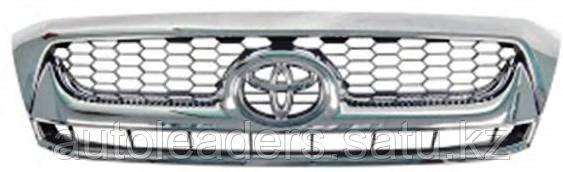 Решетка радиатора Toyota Hilux 2008-2011