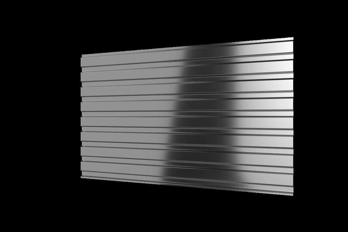 Профнастил оцинкованный 0,65 Н60