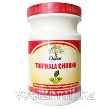 Трифала чурна (Triphala churna), Дабур, 120 г, Индия. очищение кишечника