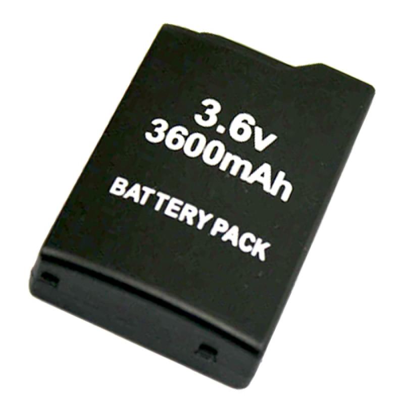 Аккумулятор батарея 3.6V 3600mAh для Sony PSP 1000