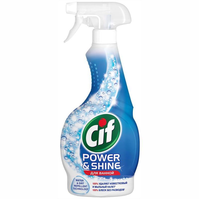 """Чистящее средство Cif """"Легкость чистоты"""" для ванн, спрей, 500мл"""