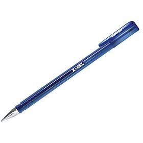 """Ручка гелевая Berlingo """"X-Gel"""" синяя, 0,5мм"""