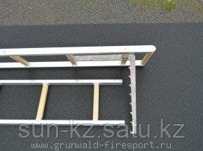 Лестница штурмовая HL 1 WM Profi с титановым крюком - фото 1