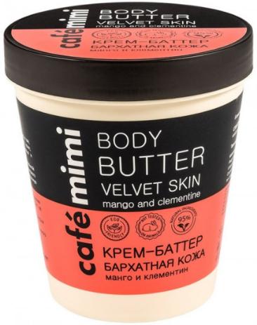 Крем-баттер для тела «Бархатная кожа»